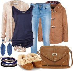 """Winter Outfit"" by casemay14 on Polyvore"