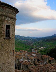 Oriolo in springtime - Calabria