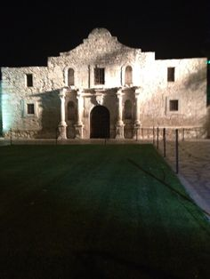 Alamo, San Antonio, Texas 3/16/13