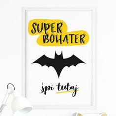 dziecko - plakaty, obrazki-PLAKAT SUPERBOHATER P062