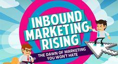 Infografica Inbound Marketing: i cambiamenti nel marketing online