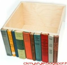 ya se que hacer con los libros de Cuahutemoc Sanchez, 40 sombras de Grey y Crepusculo >:)