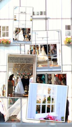 Beautiful collage! #bonnetisland #2013 #ufdj #unforgettabledjs #njweddingdj