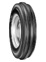 "BKT TF-9090 F-2 Front Tractor Tire 6.00x16   SKU:  94020928  Size:  6.00-16  Rim Width:  4.5"" Width:  6.7 Inches Diameter:  28.9""  Static Loaded Radius:  14""  6 Ply Rolling Circumference: 86""  Tire Weight: 20lbs  Tube Type Tire  Load@ 20mph: 1235lbs max, @25mph : 990lbs  Inflation Pressure: 48 psi  $73.00    Bob S: ""My advice - Opt for rubber tires that have at least 6 ply."""