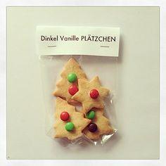 #PAMK Dinkel Plätzchen
