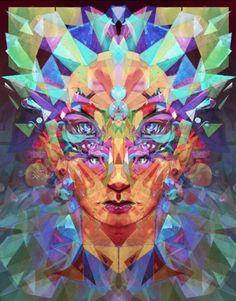 solstice-son:  Check out my art at SolsticeSonDesign.tumblr.com  Or follow me on Instagram.com/solsticesondesign  Take a look at my etsy at etsy.com/shop/solsticesondesign  #psychedelic #shaman #technoshaman #spiritual #lion #wolf #tiger #jaguar #fox #eagle #spiritguide #algorithm #dormdecor #tapestries #wallart #hippie #hippy #boho #awakened #thirdeye #enlightenment #samsara #dmt #psilocybin #ayahuasca #satori #spirituality #edm #festival #festivalgear #tapestry #plur #totem #spiritanimal…
