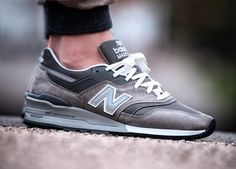 new product fb049 68145 New Balance 997 GY - 2014 (by tcoolkicks) Buy Sneakers, Sneakers Fashion,