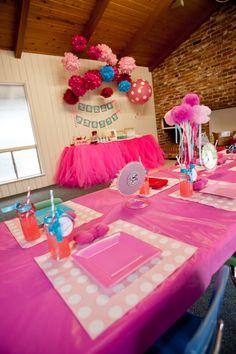 "Photo 1 of 34: Hello Kitty / Birthday ""Hello Pretty!"" | Catch My Party"
