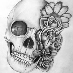 Something I drew from my inspiration board :)
