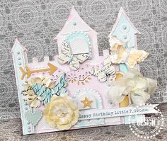 Card Inspiration: Building Layers — Pink Paislee