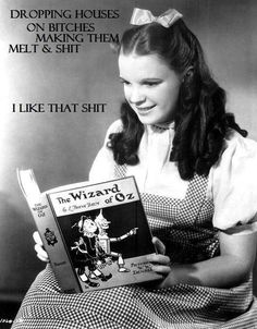 Wizard of Oz funny