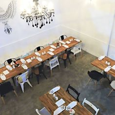"""""""At mockingbird you can enjoy fine food with casual attire and cozy atmosphere. You can even walk in wearing short and slipper"""""""
