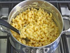 One of our favorite weeknight meals, this easy cheesy stovetop mac & cheese that can be on the dinner table in less than 30 minutes. This is it, y'all! The dinner that's always a winner! Easy, ...