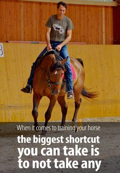 This article turned into a rant... Discover one very common mistake that spoils your horse and how to avoid it