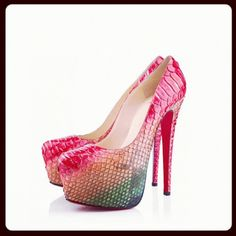 wicked louboutins