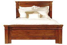 Burnett Bed, CA King on OneKingsLane.com