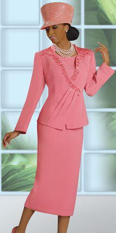 Donna Vinci Womens Church Suit