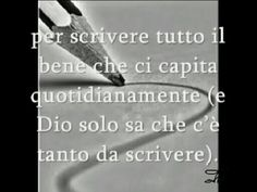 Scrivere. ....