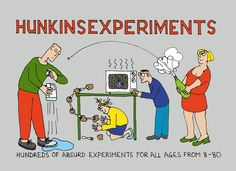 Hunkins Experiments Search Page - Click on the link that says Experiments for them all catagorized.