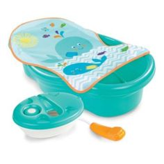 Summer Infant 2-pc. Baby Bather