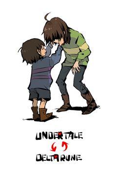 """ニラ บนทวิตเตอร์: """"バトンタッチ #DELTARUNE… """" Undertale Drawings, Undertale Fanart, Undertale Comic, Kfc, Toby Fox, Rpg Horror Games, Cartoon Games, Sad Anime, Indie Games"""