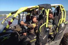 A bordo de quadriciclos e UTVs da Can-Am, grupo percorre 1700 quilômetros por caminhos nada convencionais Niterói (RJ) – O percurso entre Niterói (RJ) e Porto Seguro (BA) por caminhos nada c…