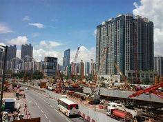BUILDING WORK IN HONG KONG