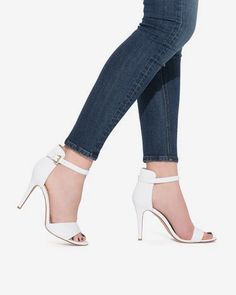 Love these heels with skinnys