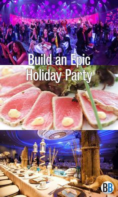 Click on the image to find Los Angeles holiday party and event vendors and venues with our Holiday Directory.