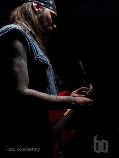 """Cresta Metálica Producciones » Alejandro Lobo nuevo guitarrista de """"Brew Army"""""""