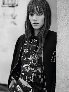 MO&Co. Spring 2015 Photographer: Karim Sadli Model: Freja Beha Erichsen