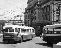 Fort Wayne Transit Company's Trolleys, 1959