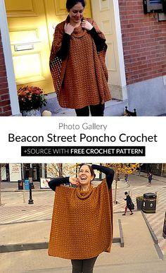 Fabulous Crochet a Little Black Crochet Dress Ideas. Georgeous Crochet a Little Black Crochet Dress Ideas. Crochet Cardigan Pattern, Afghan Crochet Patterns, Crochet Shawl, Free Crochet, Crochet Shrugs, Crochet Afghans, Crochet Top, Crochet Scarves, Crochet Clothes