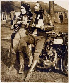 British Motorcycle racing club, Brooklands, March 1932 – viamagnoliabox
