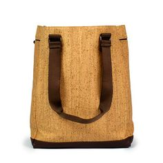 Paper Bag Tote Cork, $125, now featured on Fab.