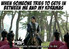 Scarlet Heart: Ryeo: Episodes 12 & The Battle Begins Watch Korean Drama, Korean Drama Quotes, Scarlet Heart Ryeo Funny, Drama Fever, Drama Drama, Kdrama Memes, Love K, Funny Scenes, Moon Lovers