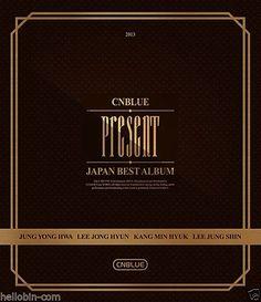 CNBLUE - CNBLUE Japan Best Album : PRESENT [CD+Photo Booklet] + Free GIFT