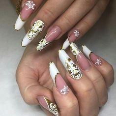 Красивые ногти пошагово. Уроки дизайна ногтей