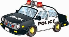 Cop Car Coloring Pages Elegant Police Car Clipart at Getdrawings Transformers Cars, Police Party, Valentines Day Coloring Page, Cars Coloring Pages, Transportation Theme, Cute Clipart, Christmas Colors, Fire Trucks, Police Officer