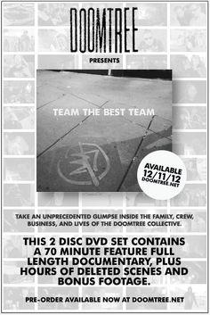 Doomtree Store — Team The Best Team DVD Pre-Order - Doomtree