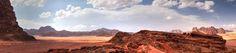 Jordania الأردن Wadi Rum وادي رم - przepiękna pustynia