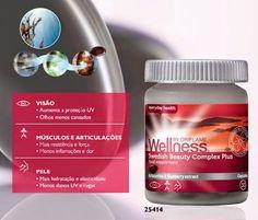 Oricel's - Saúde, Bem-Estar, Cosmética, Maquilhagem e produtos ORIFLAME: Conheça os benefícios do complexo antioxidante Wel...