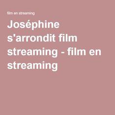 Joséphine s'arrondit film streaming - film en streaming