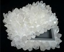 I adore this clear quartz jewelry box by Kathryn McCoy Design!