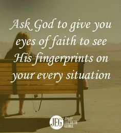 God's protective hand is always present, even though it is not always seen. Nowhere in the book of Esther is God's name mentioned, but His providential hand is evident in Esther's every move. God is at work in your life too, whether you realize it or not. Ask Him to give you eyes of faith to see His fingerprints on your every situation.