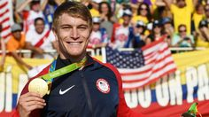 2016 Rio Olympics -- Connor Field's childhood prediction comes true with BMX gold