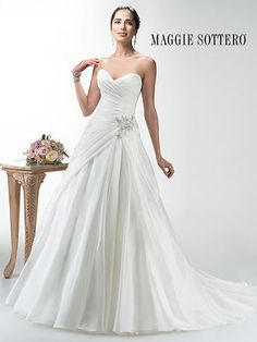 Maggie Bridal by Maggie Sottero Leah-4MB949