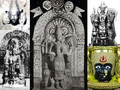 Navratri Images, Indian Contemporary Art, Swami Samarth, Indian Art Paintings, Shiva Shakti, Lord Vishnu, Hindu Art, Indian Gods, Durga