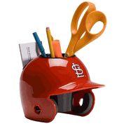 St. Louis Cardinals Baseball Helmet Desk