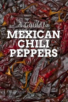 Mexican Mole Sauce, Mexican Chili, Stuffed Anaheim Peppers, Stuffed Poblano Peppers, Best Mexican Recipes, Spicy Recipes, Favorite Recipes, Types Of Chili Peppers, La Bouillabaisse